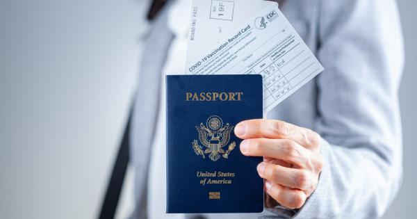 Người nhập cư Mỹ bắt buộc phải tiêm vaccine Covid-19 trước khi kiểm tra y tế nhập cư