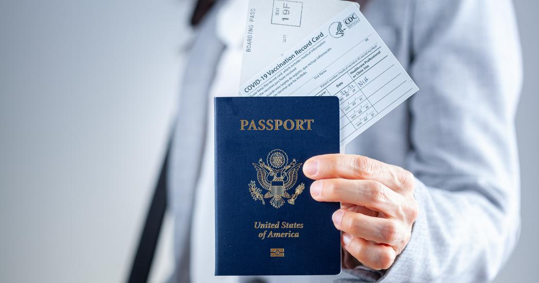 Người nhập cư Mỹ bắt buộc phải tiêm vaccine Covid-19 trước khi kiểm tra y tế nhập cư (banner)