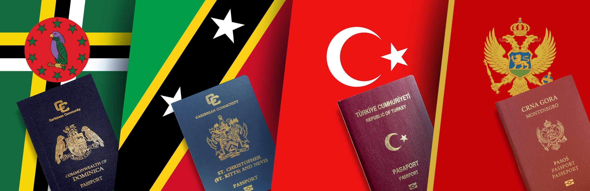 Những chương trình lấy quốc tịch nhanh và mức đầu tư thấp nhất 2021 (BANNER)