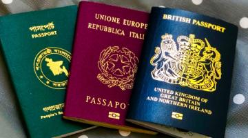 Câu chuyện về quyền lực của Passport, quyền lực của doanh nhân