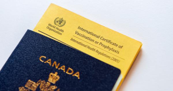 Canada áp dụng Vaccine Passport và là nước đầu tiên mở cửa cho du khách Quốc tế