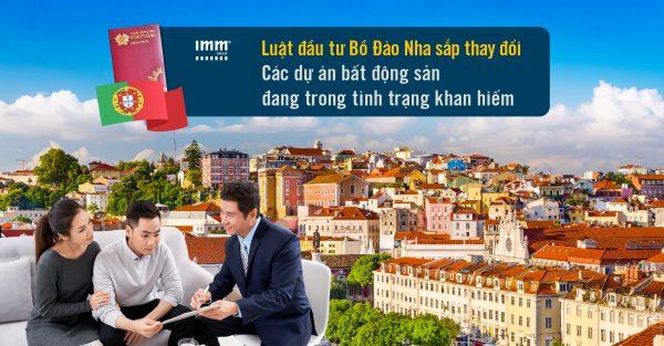 Luật đầu tư Bồ Đào Nha sắp thay đổi Các dự án bất động sản đang trong tình trạng khan hiếm