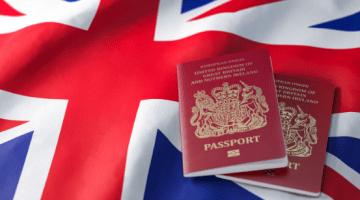 Lộ trình lên quốc tịch Anh từ quốc tịch Ireland