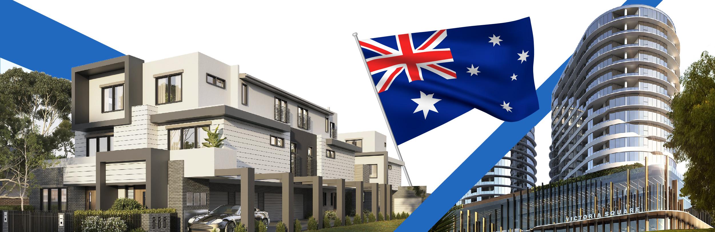 """Mua nhà tại Melbourne, Úc với các dự án tốt có mức """"giá hời"""""""