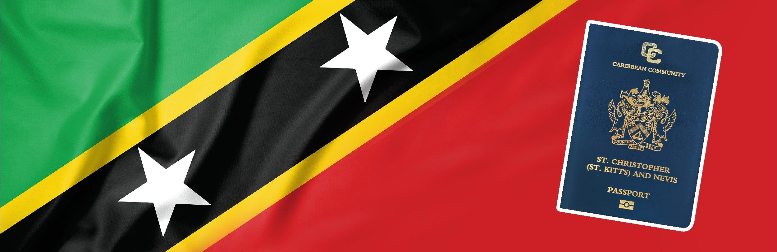 Quốc tịch Saint Kitts and Nevis Chương trình quốc tịch nhanh, mức đầu tư thấp nhất cho gia đình 4 người (banner)
