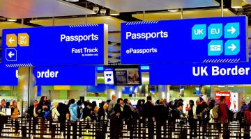 Khu vực tự do đi lại (Common Travel Area – CTA) <br>Anh quốc, Ireland và Crown Dependencies