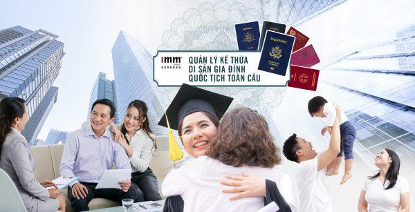 Thêm quốc tịch, thẻ thường trú Mỹ, Úc, Canada, châu Âu. Đặc quyền cho bản thân, gia sản cho thế hệ tiếp nối