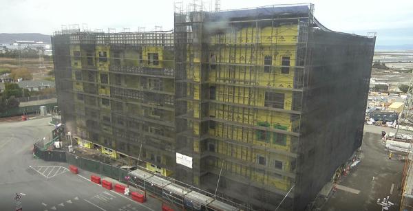 Video – Cập nhật tiến độ dự án EB-5 Khách sạn Gateway Marriott tháng 10/2021